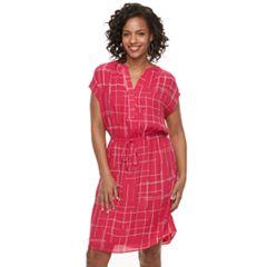 Women's Apt. 9® Dolman Shirtdress