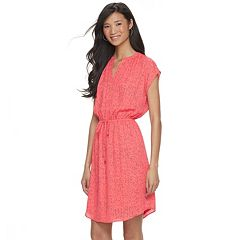 Women's Apt. 9® Dolman Shirtdress