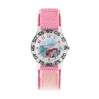 Disney's The Little Mermaid Princess Ariel Time Teacher Watch