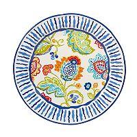 Certified International San Marino Round Serving Platter