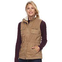 Women's SONOMA Goods for Life™ Sherpa Utility Vest