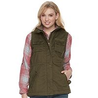 Women's SONOMA Goods for Life™ Sherpa Utility Vest