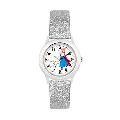 Disney's Frozen Anna & Olaf Kids' Time Teacher Watch