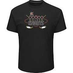Men's Vegas Golden Knights Sign Tee