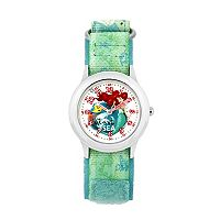 Disney's The Little Mermaid Princess Ariel & Flounder Time Teacher Watch