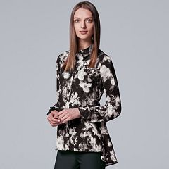 Women's Simply Vera Vera Wang High-Low Blouse