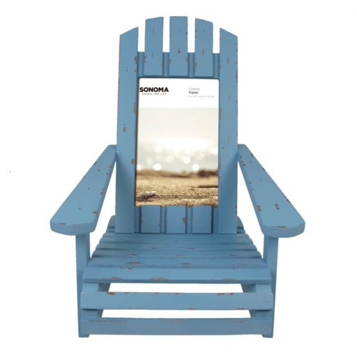 "SONOMA Goods for Life™ Adirondack Chair 4"" x 6"" Frame"