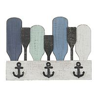 SONOMA Goods for Life™ Coastal Anchor 6-Hook Wall Decor
