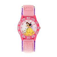 Disney's Beauty and the Beast Princess Belle Time Teacher Watch