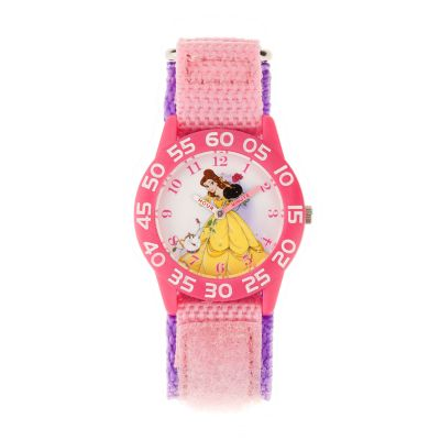 Disney's Beauty and the Beast Princess Belle Time Teacher Watch