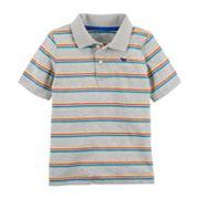 Boys 4-8 Carter's Striped Polo