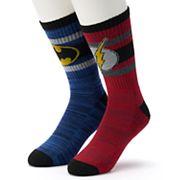 Men's Character Athletic Crew 2-Pack Socks
