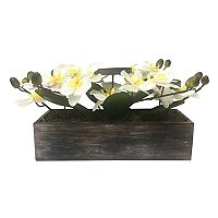 SONOMA Goods for Life™ Artificial Orchid 3-Tier Candle Holder