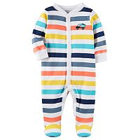 Baby Boy Carter's Striped Sleep & Play