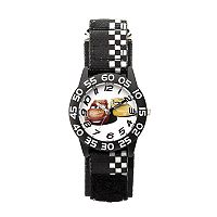 Disney / Pixar Cars 3 Lightning McQueen & Cruz Ramirez Time Teacher Watch