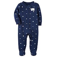 Baby Boy Carter's Navy Sleep & Play