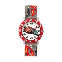 Disney / Pixar Cars 3 Lightning McQueen & Jackson Storm Kids' Time Teacher Watch
