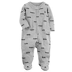 Baby Boy Carter's Bear Feet Sleep & Play