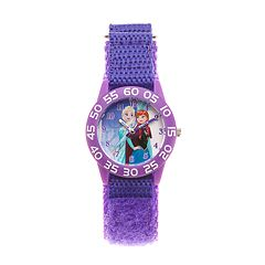 Disney's Frozen Elsa & Anna Time Teacher Watch