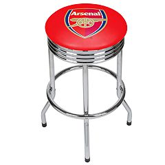 Arsenal FC Ribbed Bar Stool