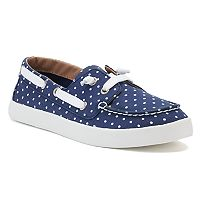 madden NYC Sunnyy Women's Boat Shoes