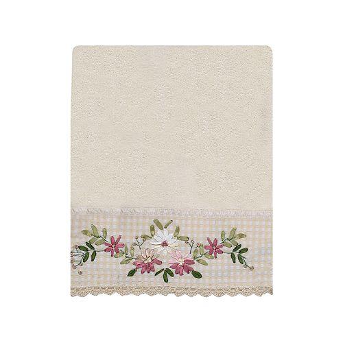 Avanti Victoria Embroidered Bath Towel