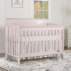 Dream On Me Ashton Full Panel 5 In 1 Convertible Crib