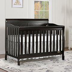 Dream On Me Ashton Full Panel 5-in-1 Convertible Crib