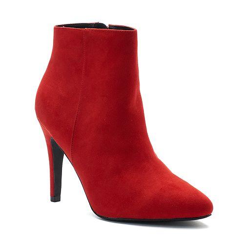 madden NYC Saander Women's Heel Boots
