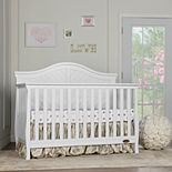 Dream On Me Kaylin 5-in-1 Convertible Crib