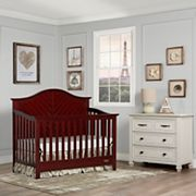 Dream On Me Ella 5-in-1 Convertible Crib