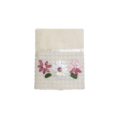 Avanti Victoria Embroidered Washcloth