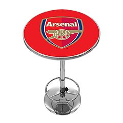 Arsenal FC Chrome Pub Table