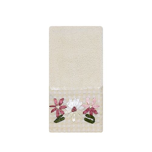 Avanti Victoria Embroidered Fingertip Towel
