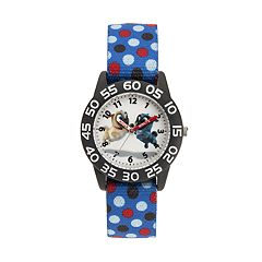 Disney's Puppy Dog Pals Rolly & Bingo Kids' Time Teacher Watch