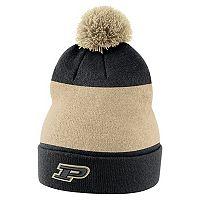 Adult Nike Purdue Boilermakers Sideline Beanie