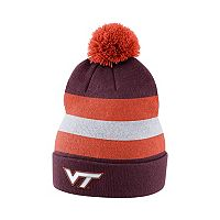 Adult Nike Virginia Tech Hokies Sideline Beanie