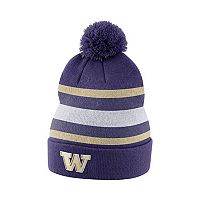 Adult Nike Washington Huskies Sideline Beanie
