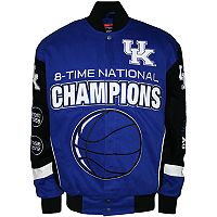 Men's Franchise Club Kentucky Wildcats Commemorative Twill Jacket