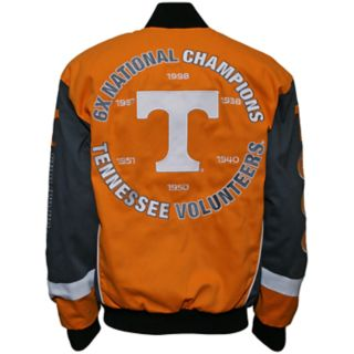Men's Franchise Club Tennessee Volunteers Commemorative Twill Jacket