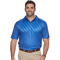 Big & Tall Grand Slam Stretch Performance Golf Polo