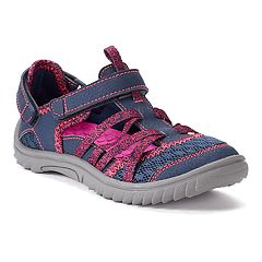 SO® Elephant Girls' Fisherman Sandals