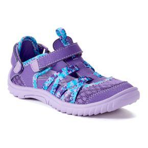 SO® Elephant Girls' Fisherman Sandals