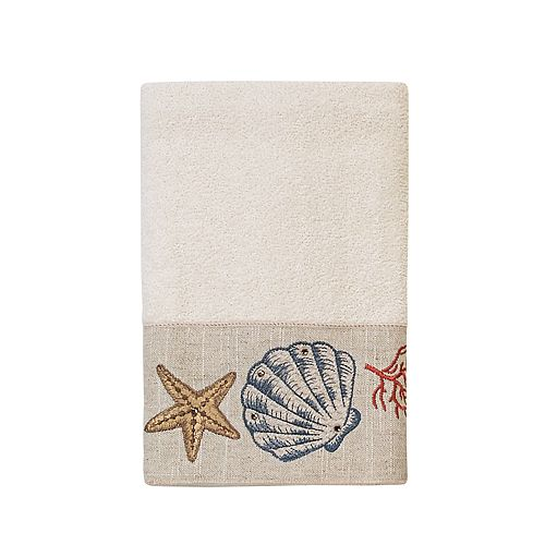Avanti Sea Treasure Hand Towel