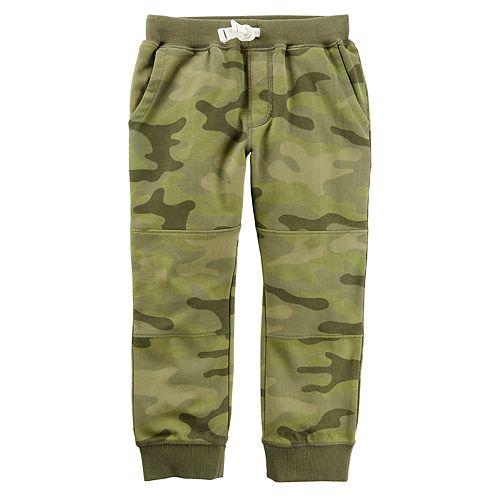 Boys 4-8 Carters Jogger Pants