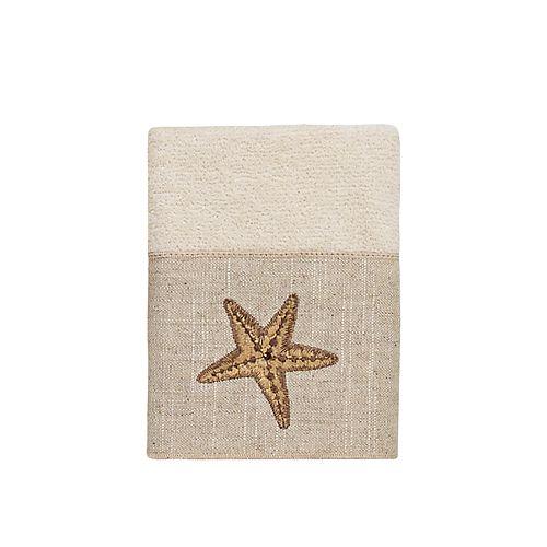 Avanti Sea Treasure Washcloth