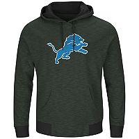 Men's Majestic Detroit Lions Gameday Classic Hoodie