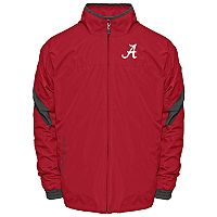 Men's Franchise Club Alabama Crimson Tide Stout Reversible Jacket
