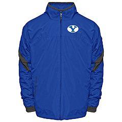 Men's Franchise Club BYU Cougars Stout Reversible Jacket