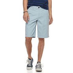 Men's Urban Pipeline® Ultimate Twill Flat Front Shorts